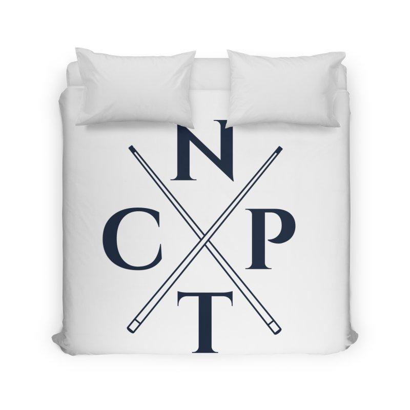 Cue Criss Cross Home Duvet by Shop NCPTplay