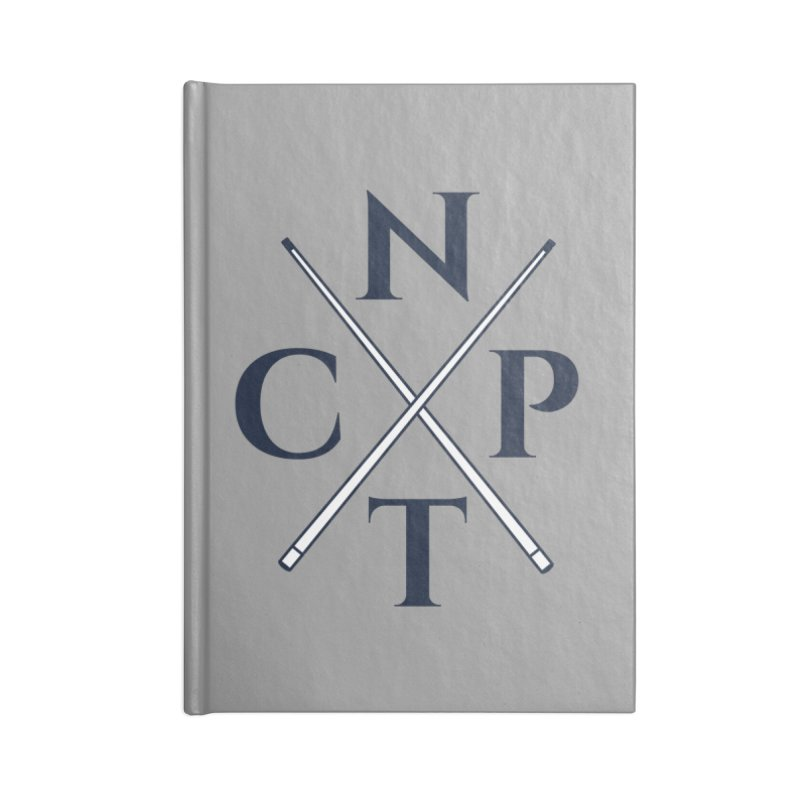Cue Criss Cross Accessories Notebook by Shop NCPTplay