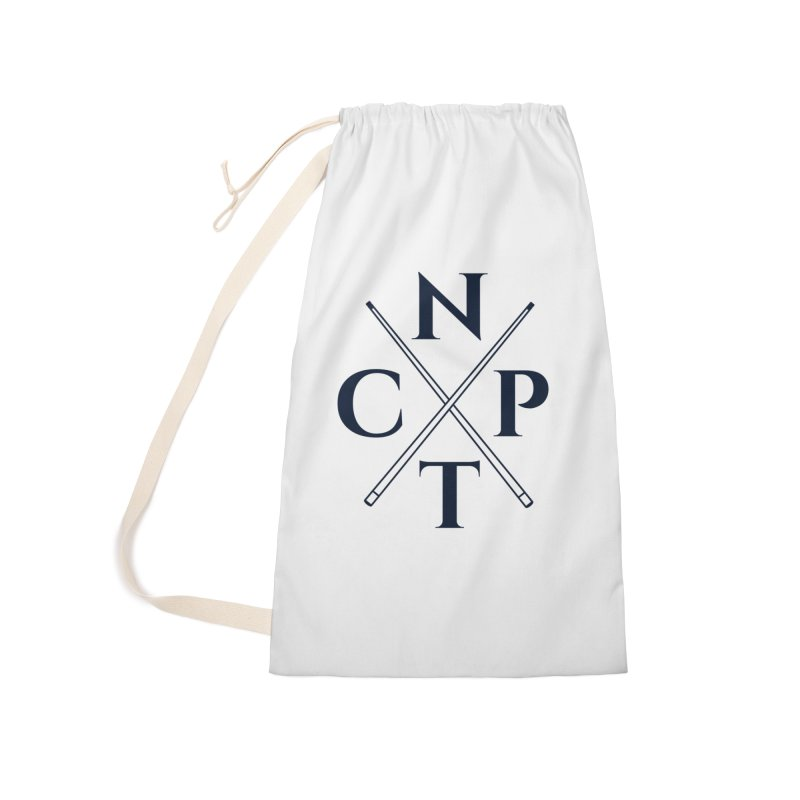 Cue Criss Cross Accessories Laundry Bag Bag by Shop NCPTplay