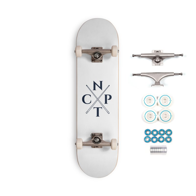 Cue Criss Cross Accessories Complete - Basic Skateboard by Shop NCPTplay