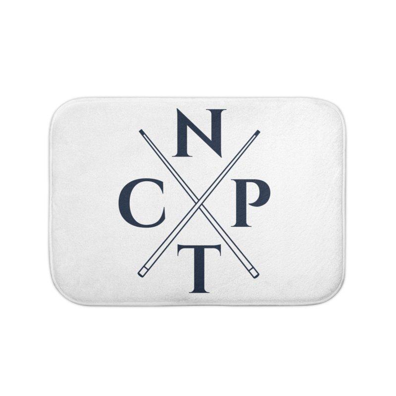 Cue Criss Cross Home Bath Mat by Shop NCPTplay