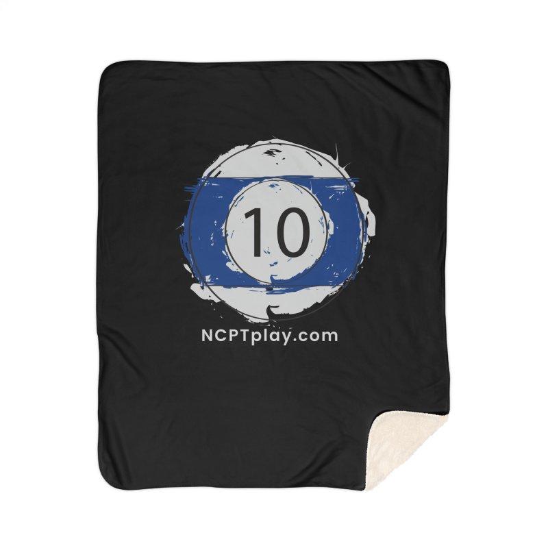 10 Ball Art Home Blanket by Shop NCPTplay