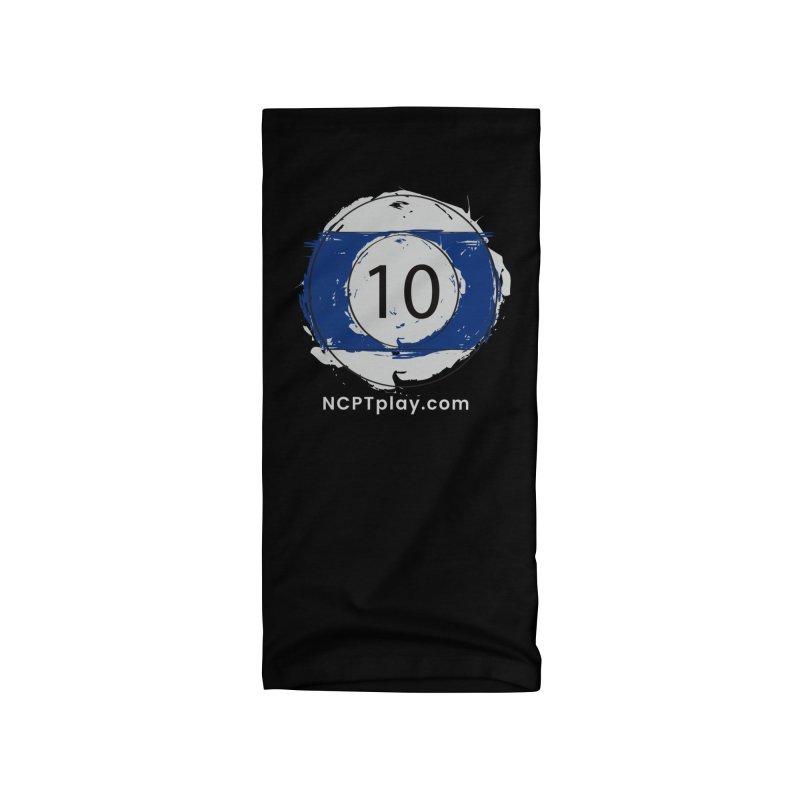 10 Ball Art Accessories Neck Gaiter by Shop NCPTplay