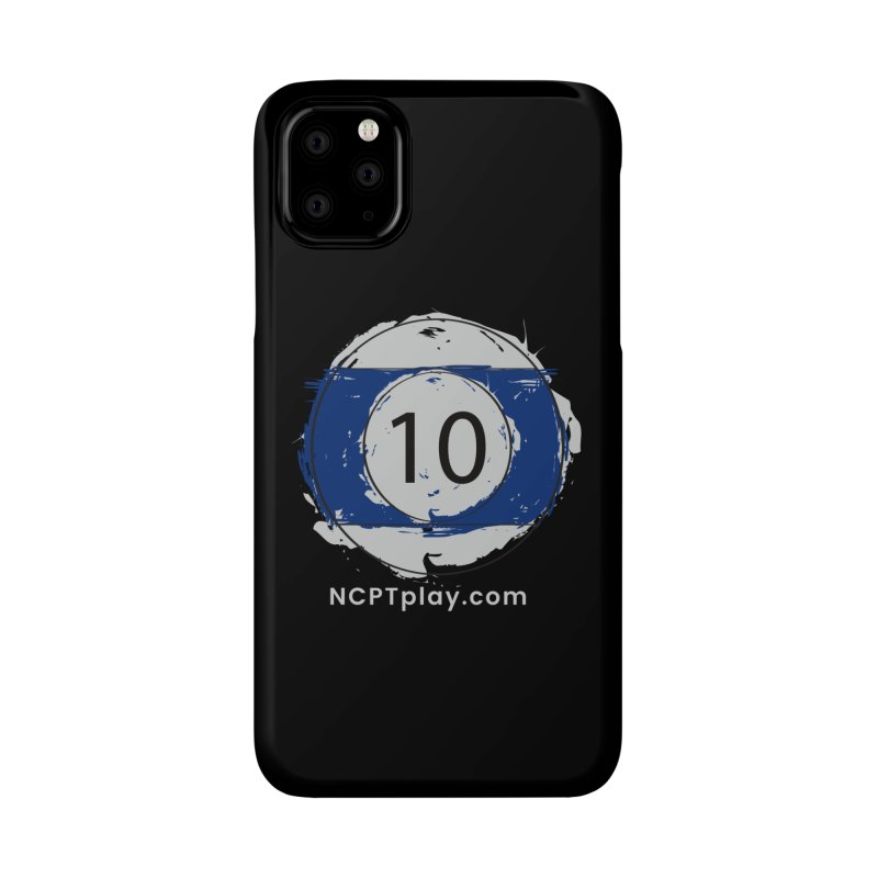 10 Ball Art Accessories Phone Case by Shop NCPTplay