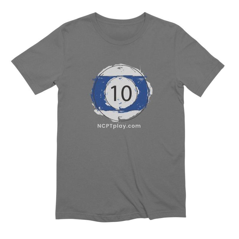 10 Ball Art Men's T-Shirt by Shop NCPTplay