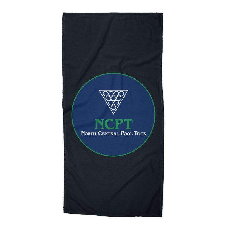 Main Logo Accessories Beach Towel by Shop NCPTplay