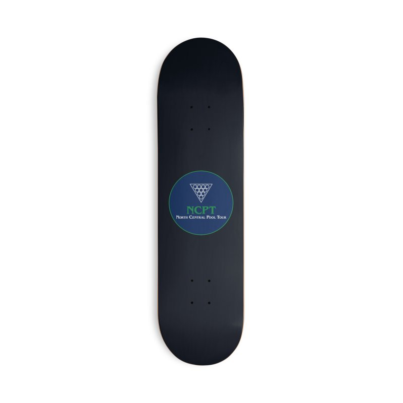 Main Logo Accessories Deck Only Skateboard by Shop NCPTplay