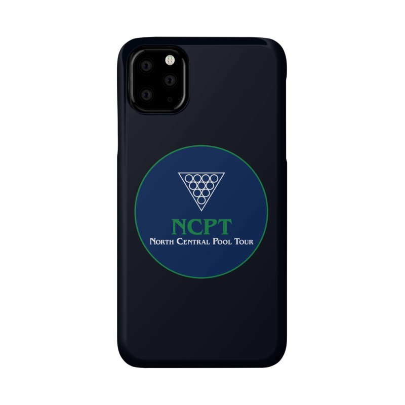 Main Logo Accessories Phone Case by Shop NCPTplay