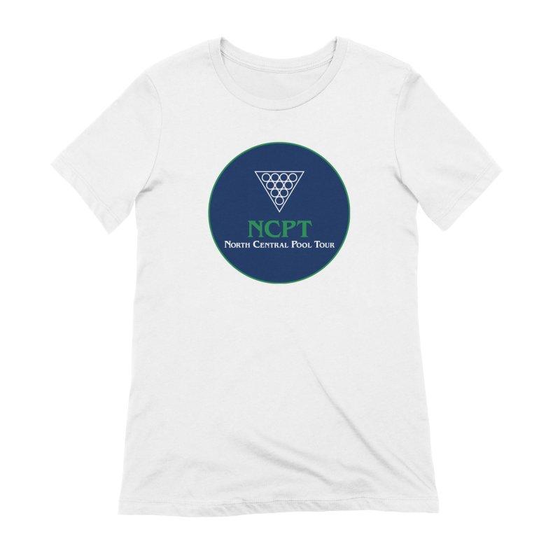 Main Logo Women's Extra Soft T-Shirt by Shop NCPTplay