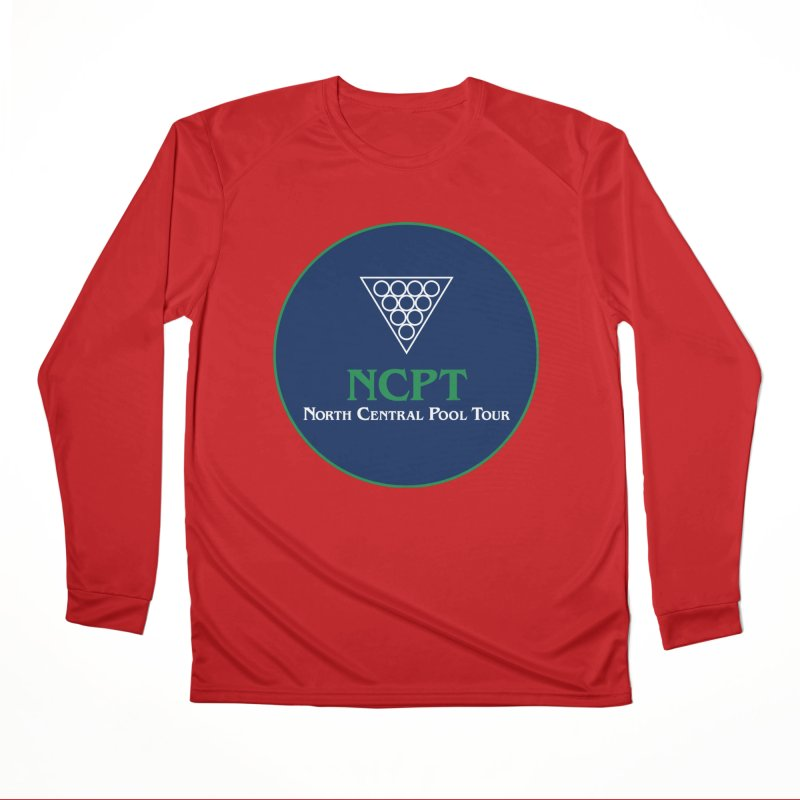 Main Logo Women's Performance Unisex Longsleeve T-Shirt by Shop NCPTplay