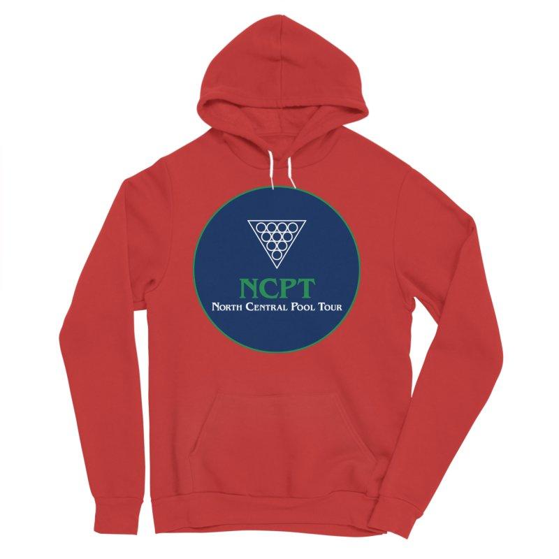 Main Logo Men's Sponge Fleece Pullover Hoody by Shop NCPTplay