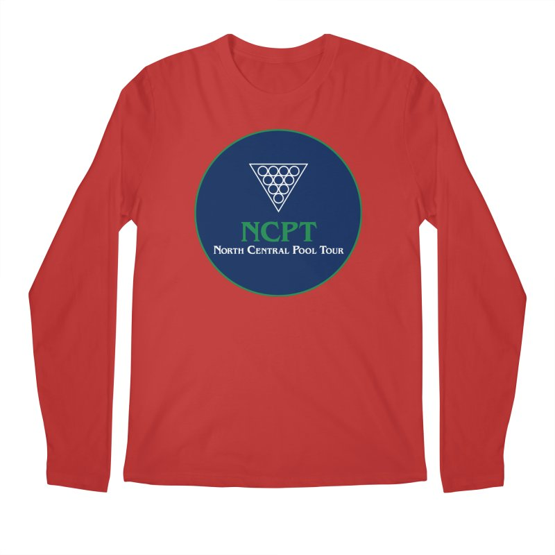 Main Logo Men's Regular Longsleeve T-Shirt by Shop NCPTplay
