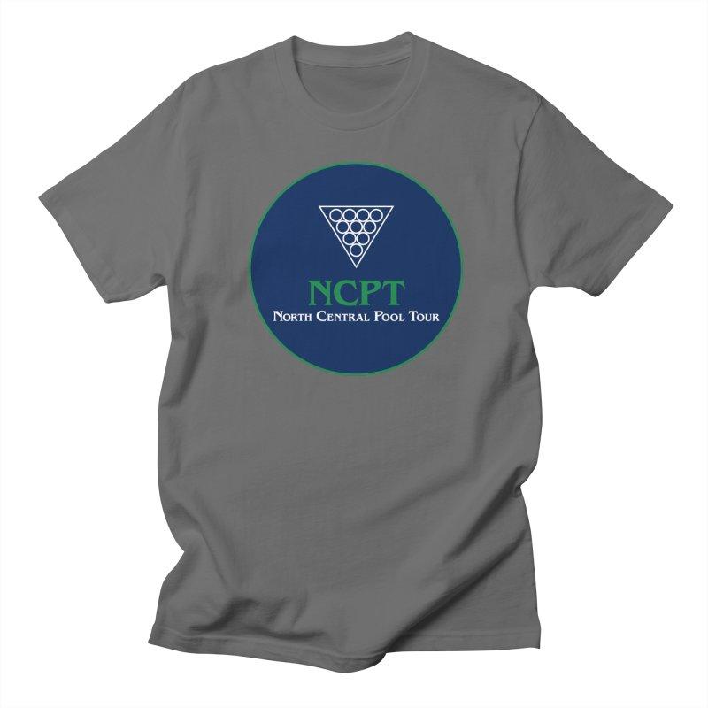 Main Logo Men's T-Shirt by Shop NCPTplay
