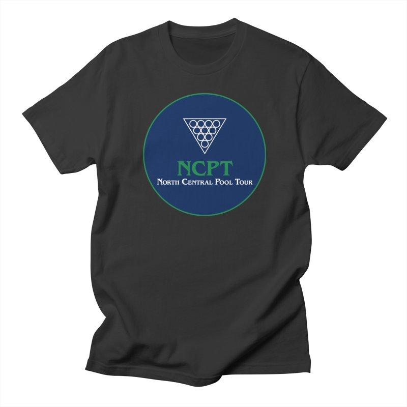 Main Logo Men's Regular T-Shirt by Shop NCPTplay