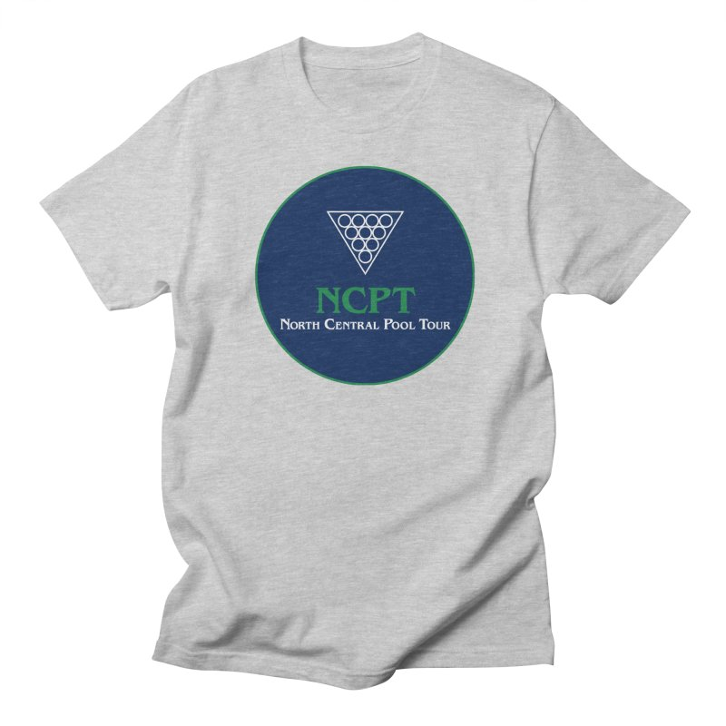 Main Logo Women's Regular Unisex T-Shirt by Shop NCPTplay