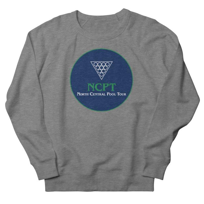 Main Logo Men's French Terry Sweatshirt by Shop NCPTplay