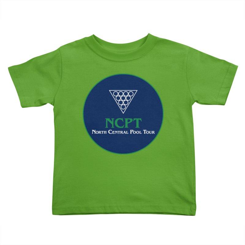 Main Logo Kids Toddler T-Shirt by Shop NCPTplay