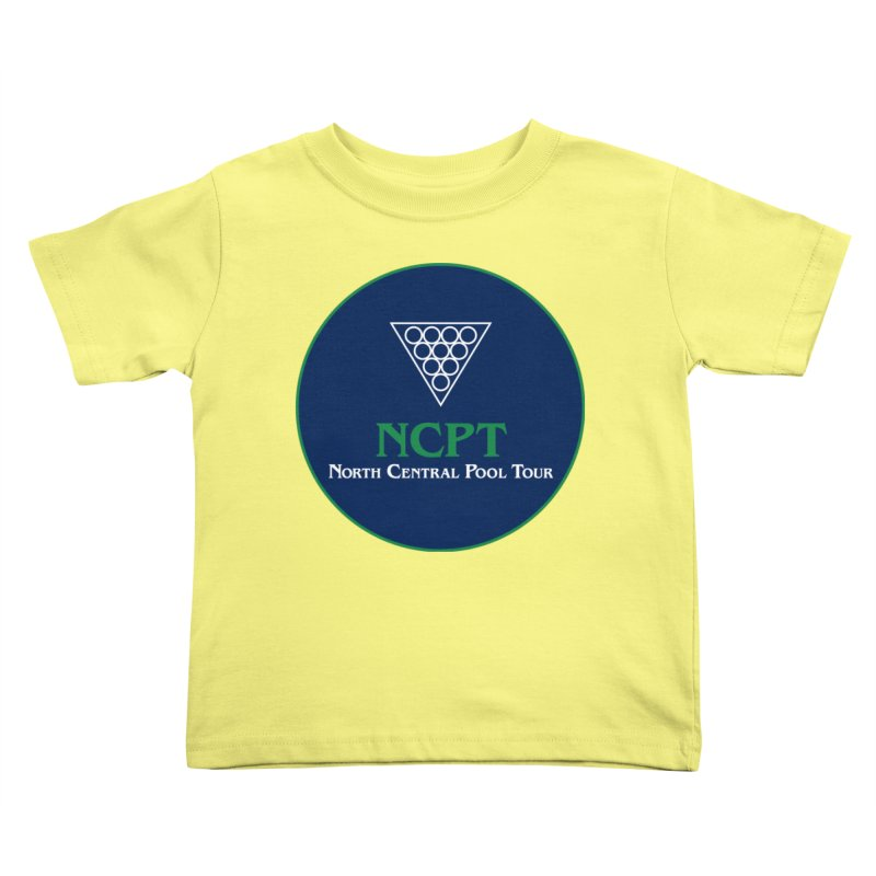 Main Logo Kids Toddler T-Shirt by Shop NCPTplay