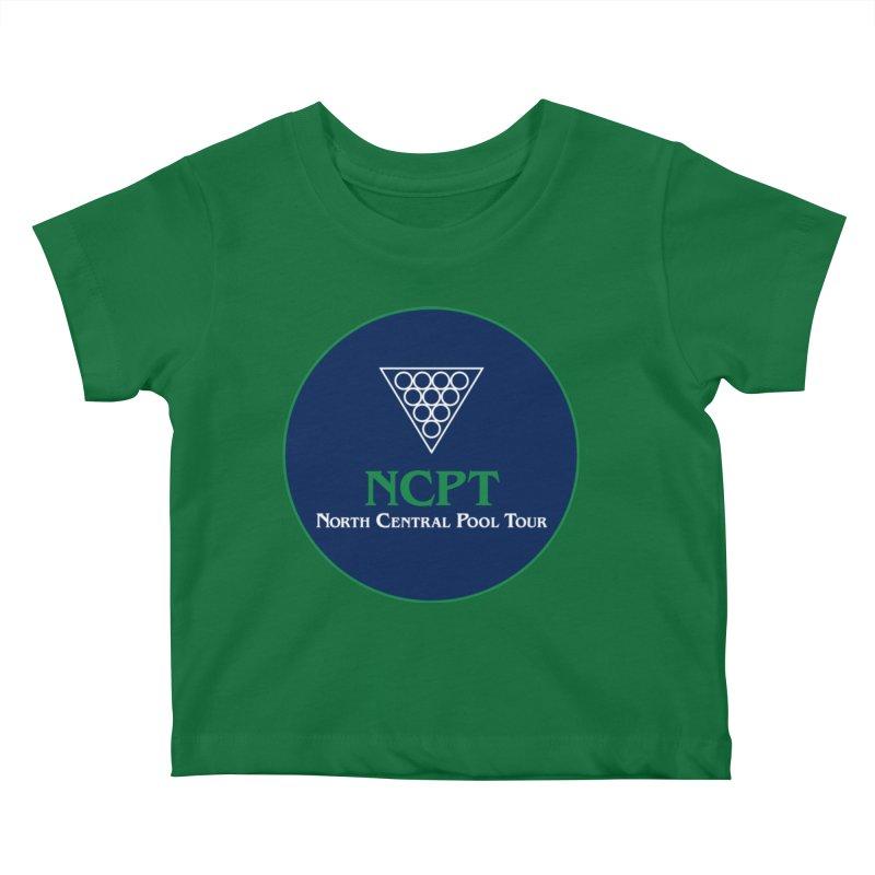Main Logo Kids Baby T-Shirt by Shop NCPTplay