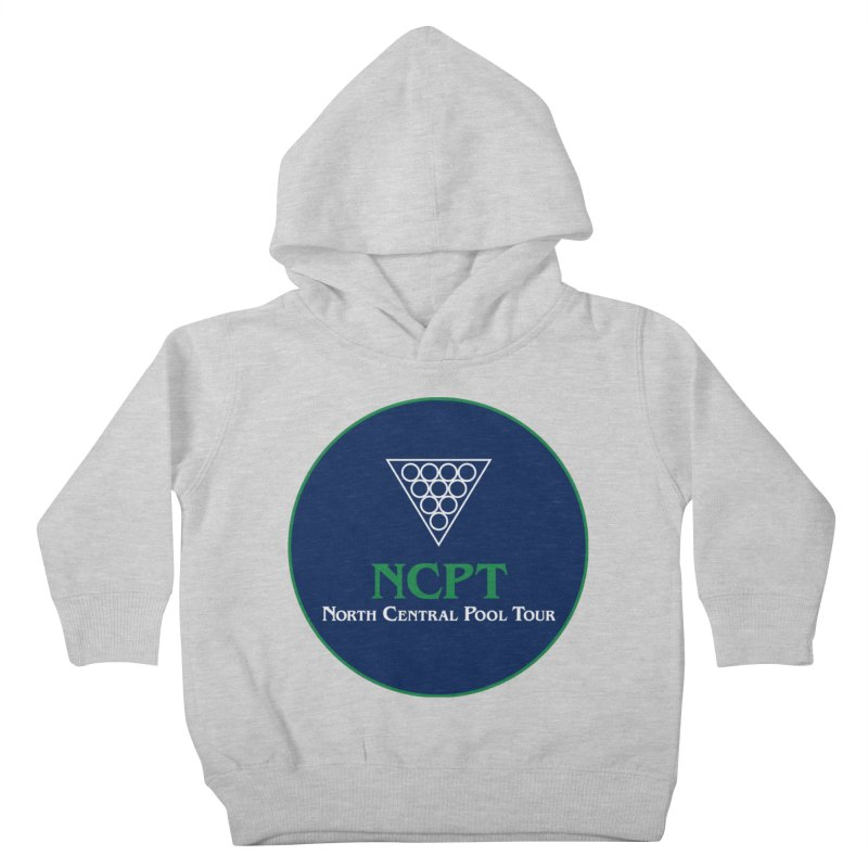 Main Logo Kids Toddler Pullover Hoody by Shop NCPTplay