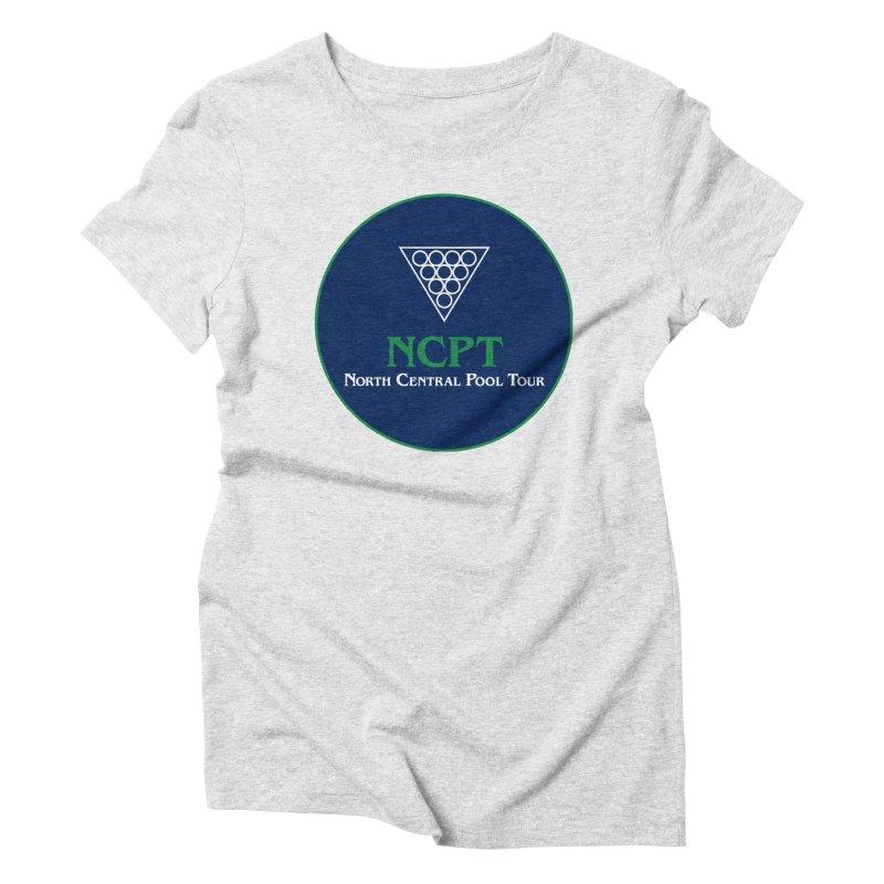 Main Logo Women's T-Shirt by Shop NCPTplay