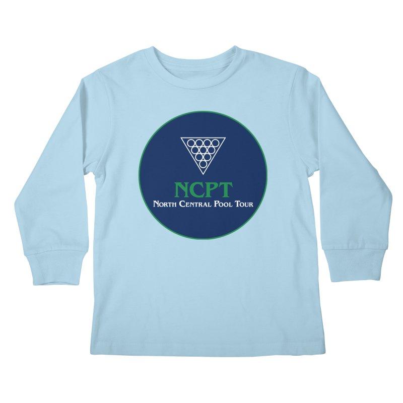 Main Logo Kids Longsleeve T-Shirt by Shop NCPTplay