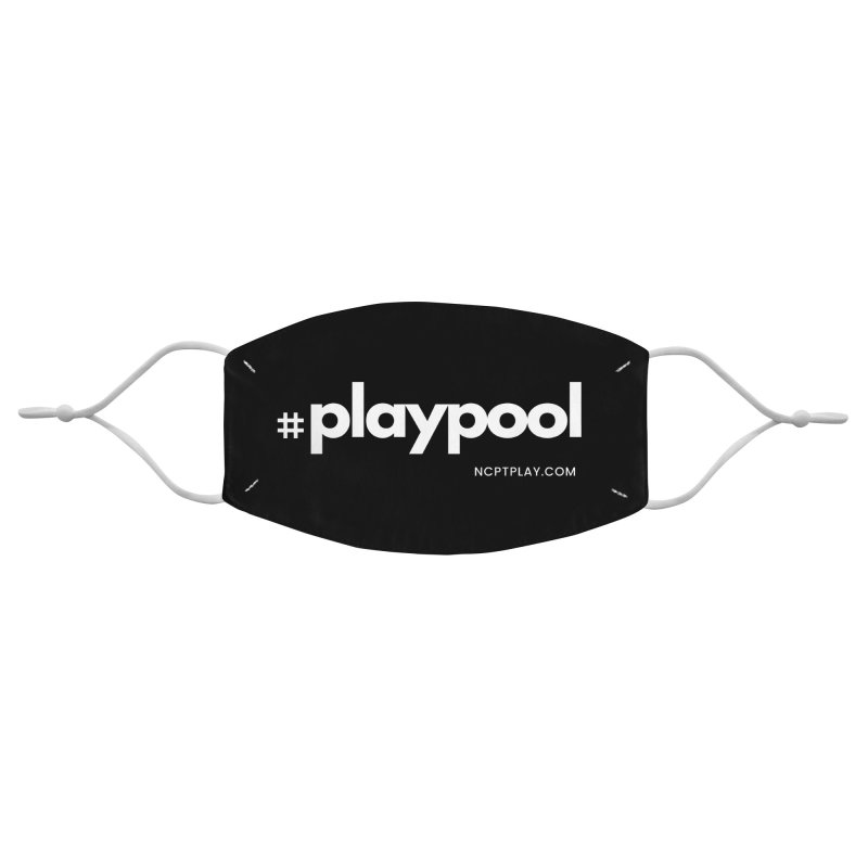 #playpool Accessories Face Mask by Shop NCPTplay