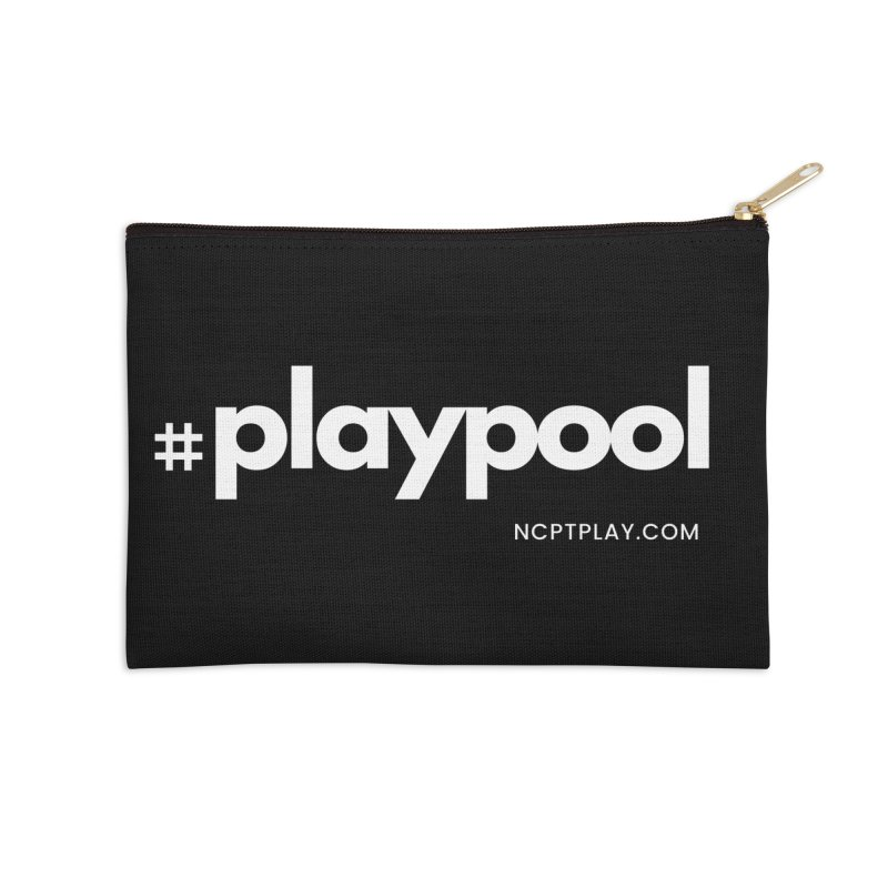 #playpool Accessories Zip Pouch by Shop NCPTplay