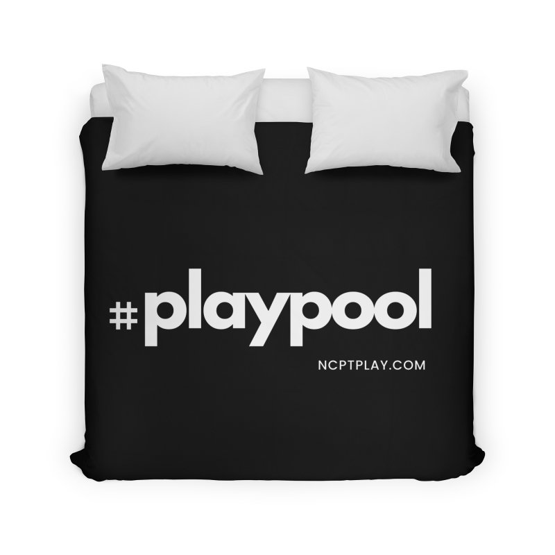 #playpool Home Duvet by Shop NCPTplay
