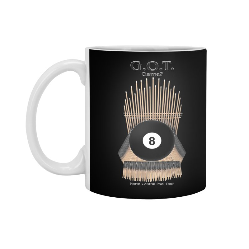 G.O.T. Game? Accessories Standard Mug by Shop NCPTplay