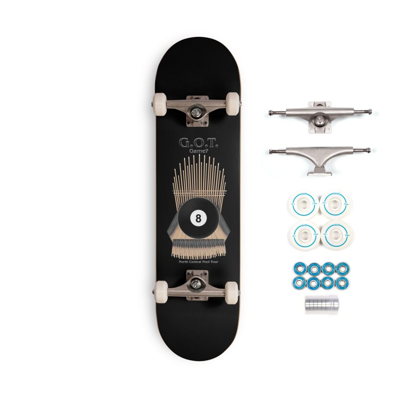 G.O.T. Game? Accessories Complete - Basic Skateboard by Shop NCPTplay