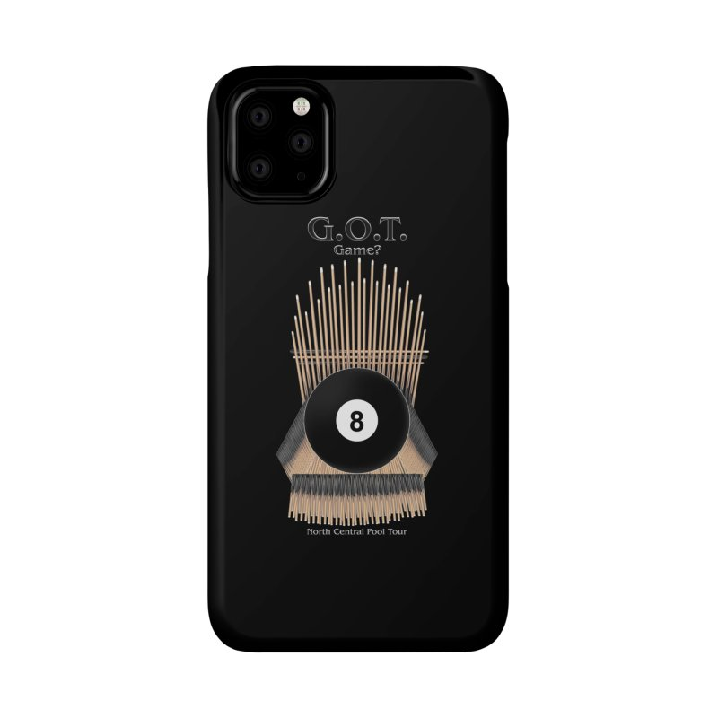 G.O.T. Game? Accessories Phone Case by Shop NCPTplay