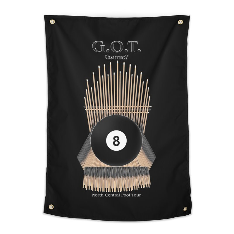 G.O.T. Game? Home Tapestry by Shop NCPTplay