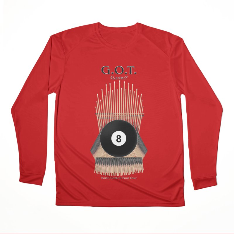 G.O.T. Game? Men's Performance Longsleeve T-Shirt by Shop NCPTplay