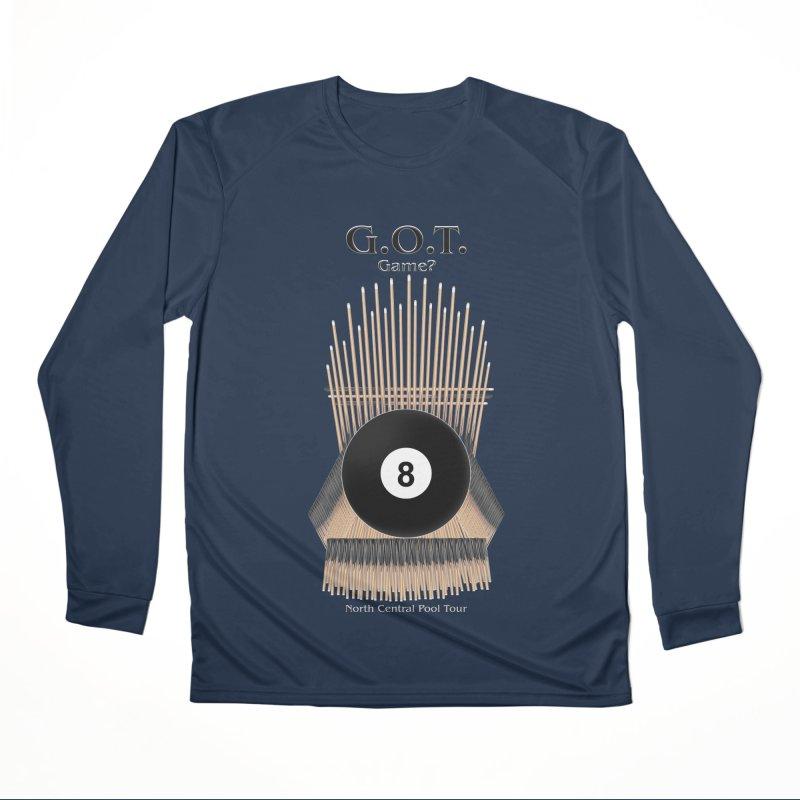 G.O.T. Game? Men's Performance Longsleeve T-Shirt by Shop NCPTplay