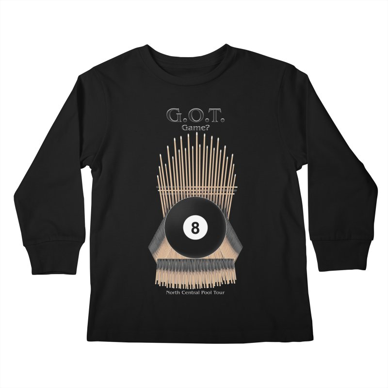 G.O.T. Game? Kids Longsleeve T-Shirt by Shop NCPTplay