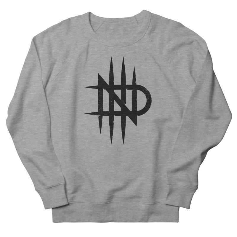 NDTH Monogram Men's French Terry Sweatshirt by NDTH's Artist Shop