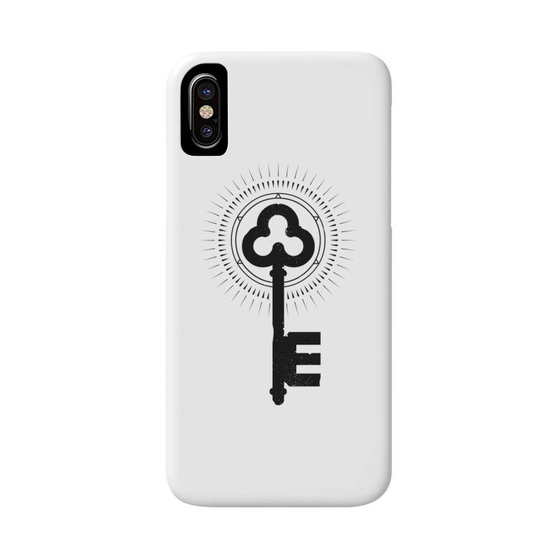 NDTH Key Accessories Phone Case by NDTH's Artist Shop