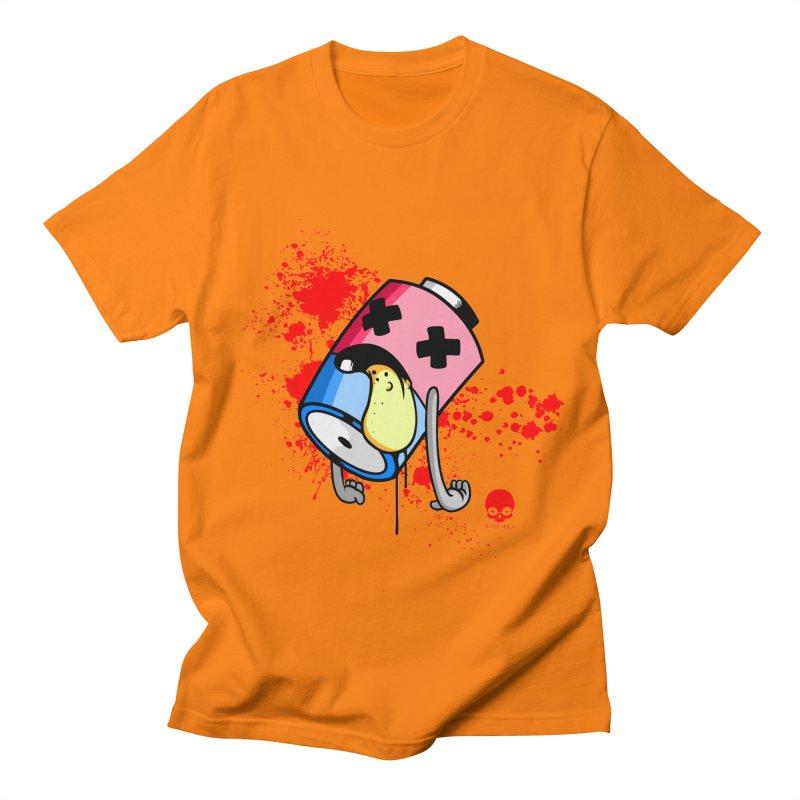 NIN3VOLT: DEAD BATTERY  Women's Unisex T-Shirt by NIN3VOLT