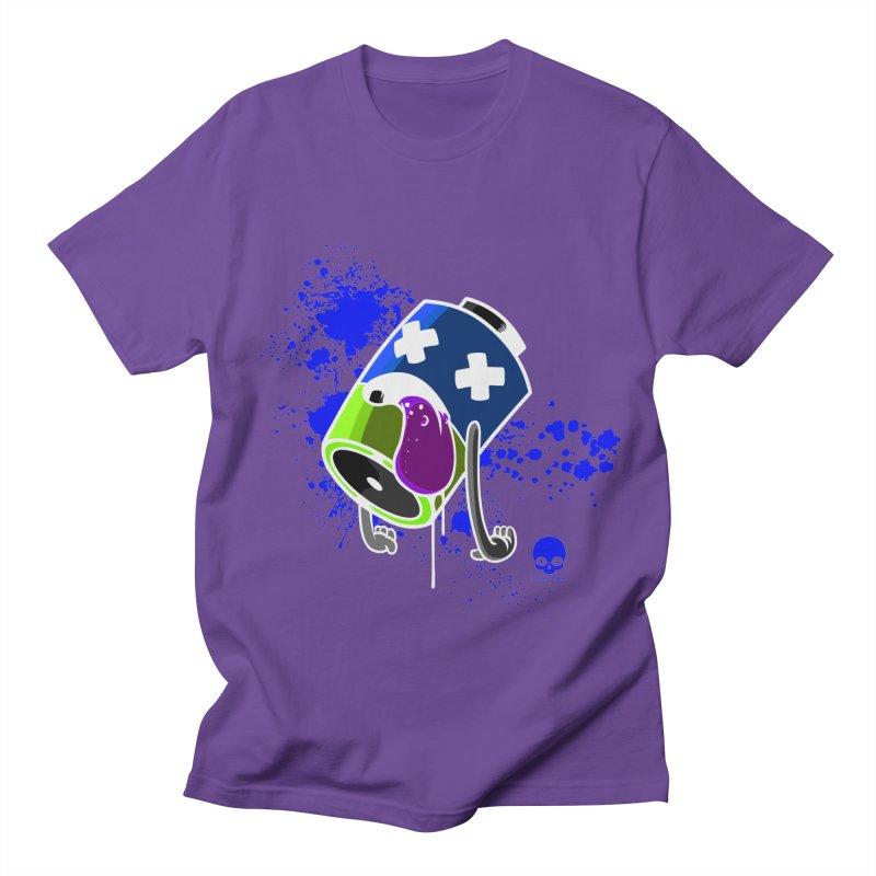 NIN3VOLT: DEAD BATTERY 2.0  Women's Unisex T-Shirt by NIN3VOLT