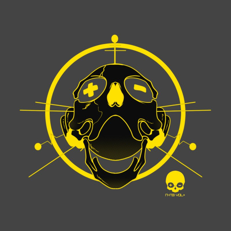 ANTENNA SKULL: LEMON by NIN3VOLT