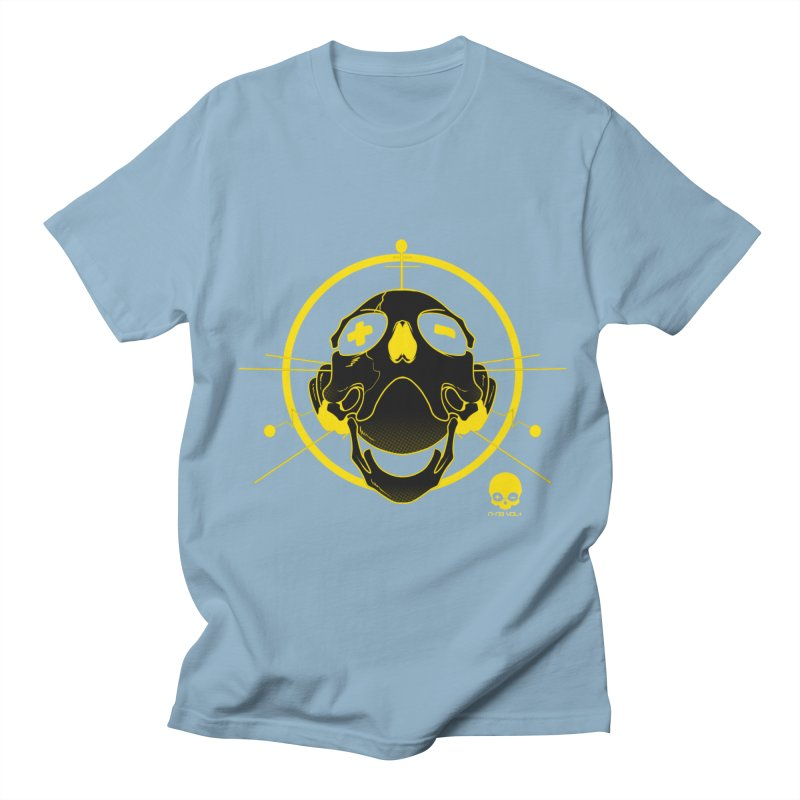 ANTENNA SKULL: LEMON Women's Unisex T-Shirt by NIN3VOLT