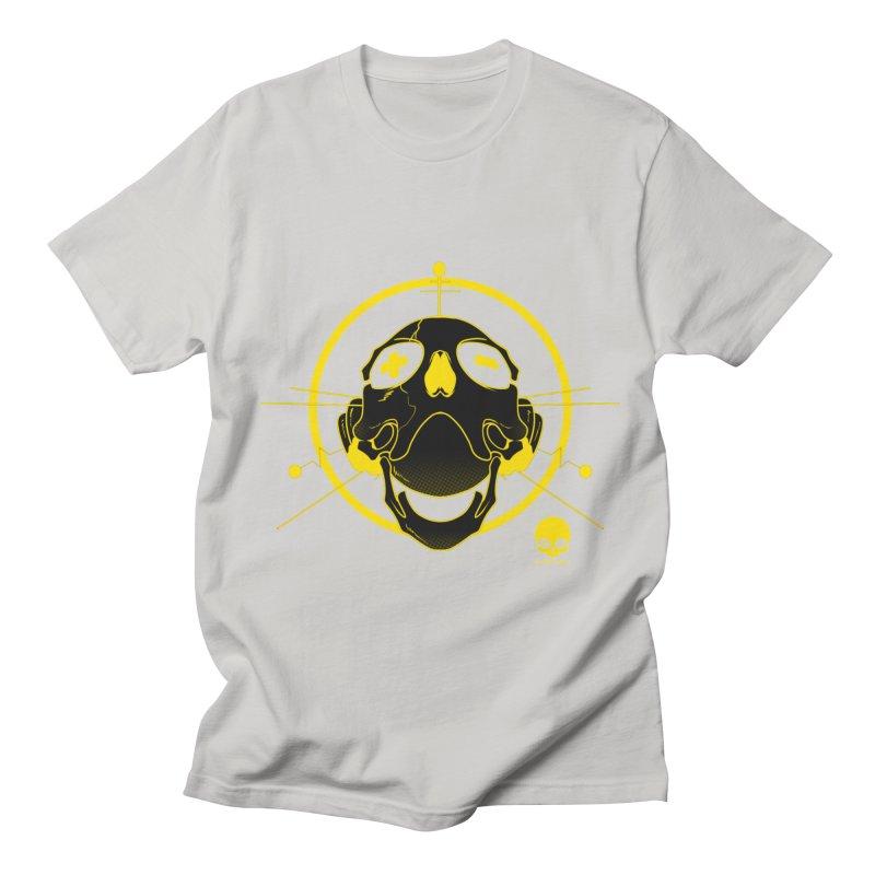 ANTENNA SKULL: LEMON Women's Unisex T-Shirt by NIN3VOLT