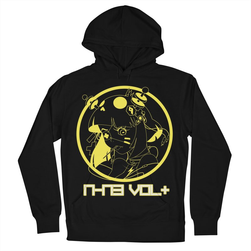 NIN3VOLT: OTAKU TIME!! PINEAPPLE Men's Pullover Hoody by NIN3VOLT