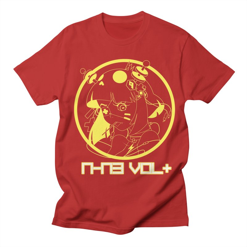 NIN3VOLT: OTAKU TIME!! PINEAPPLE Men's T-shirt by NIN3VOLT