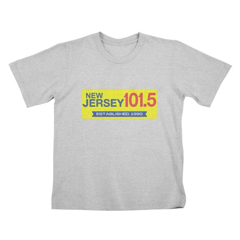 30th Anniversary Kids T-Shirt by NJ101.5's Artist Shop