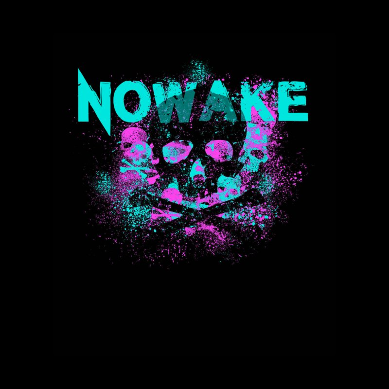 NOWAKE 2019 Girly Skull Men's T-Shirt by NOWAKE's Artist Shop