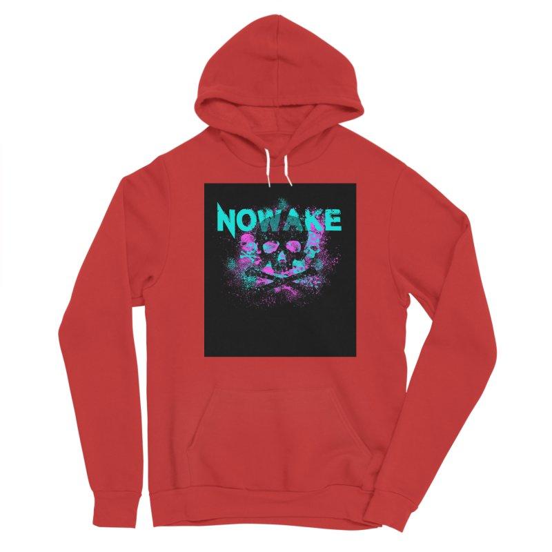 NOWAKE 2019 Girly Skull Men's Pullover Hoody by NOWAKE's Artist Shop