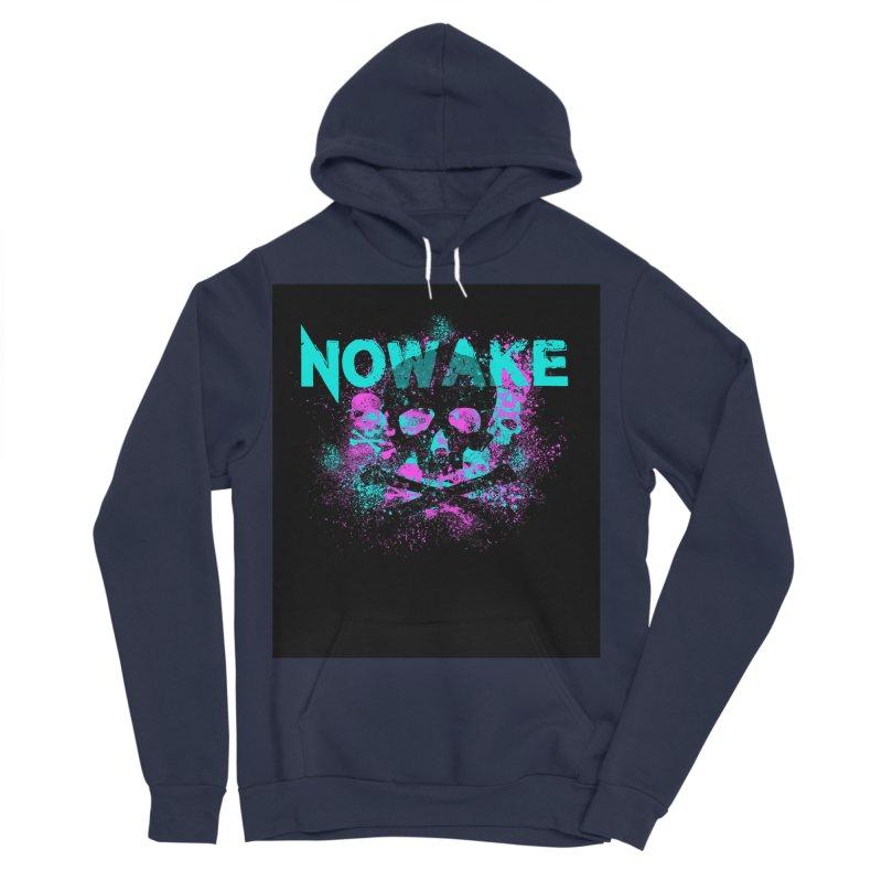 NOWAKE 2019 Girly Skull Men's Sponge Fleece Pullover Hoody by NOWAKE's Artist Shop