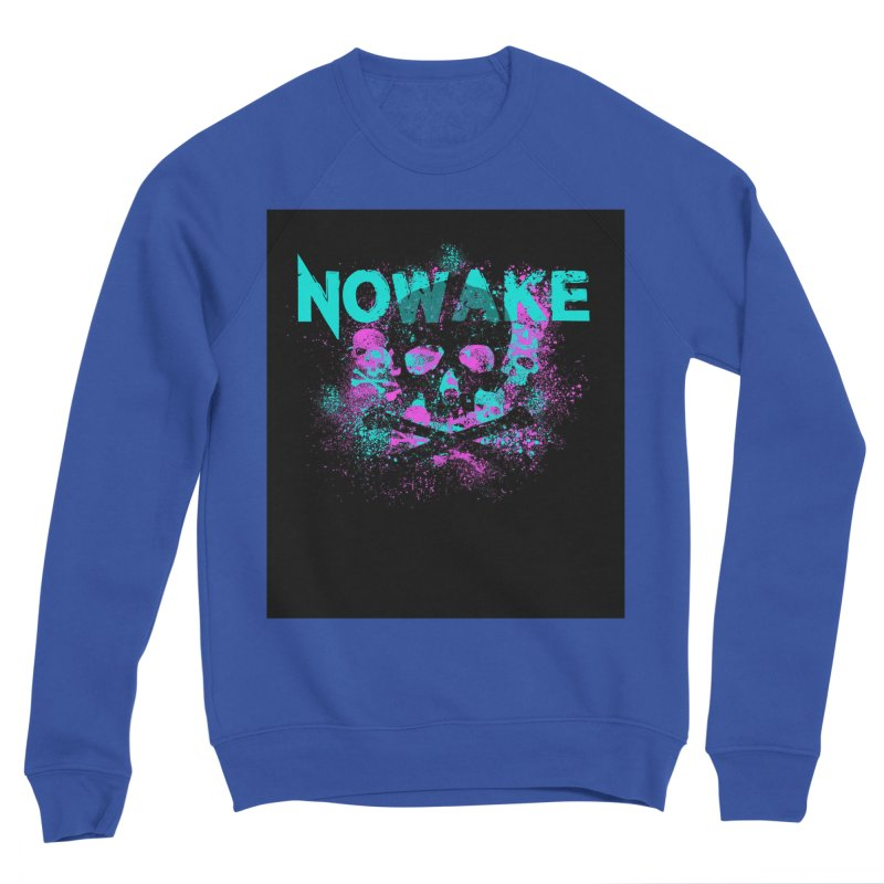 NOWAKE 2019 Girly Skull Women's Sweatshirt by NOWAKE's Artist Shop